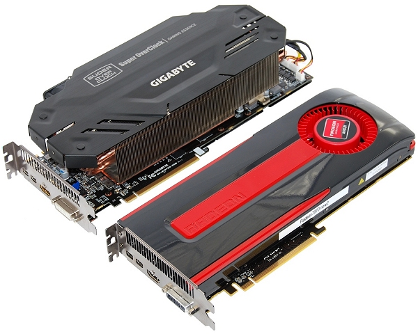 Gigabyte Radeon HD 7970 SOC Review