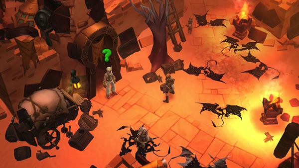 Torchlight II Vs. Diablo III