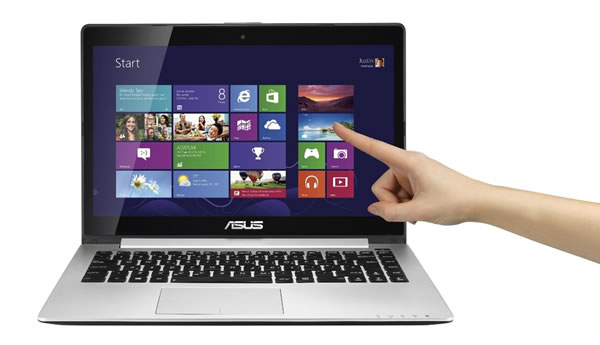 Is There a Touchable Windows 8 Laptop for You? - TechSpot