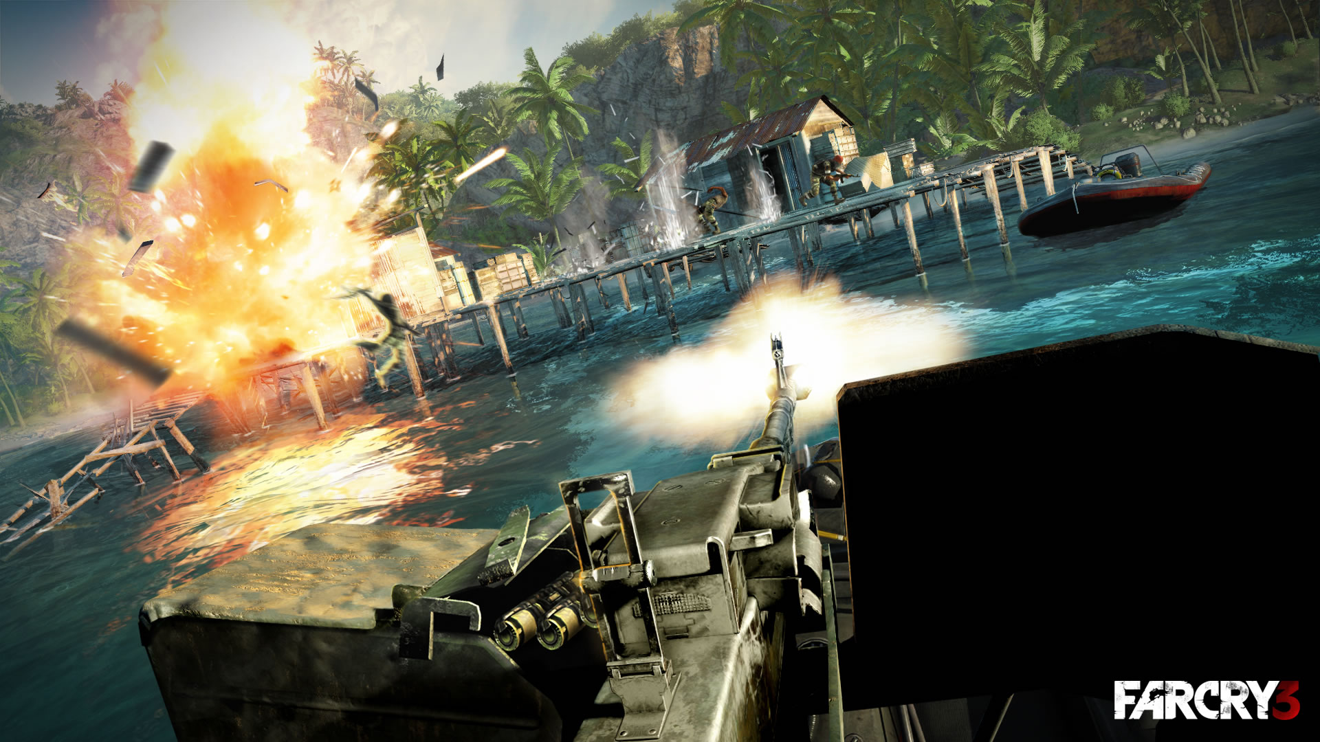 Far Cry 3 Performance Test Graphics Cpu Techspot
