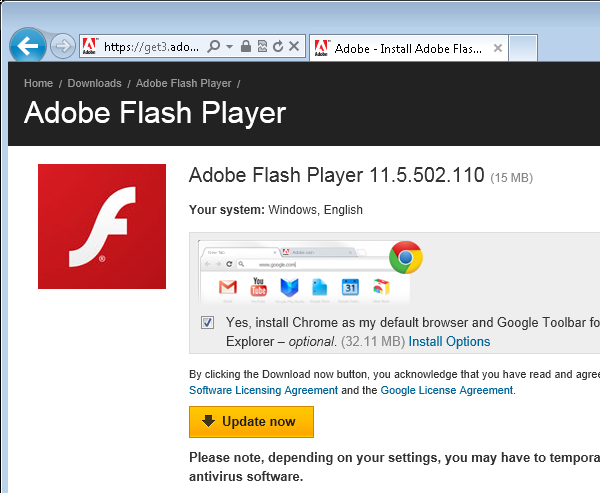 flash player free download for windows 10 64 bit filehippo