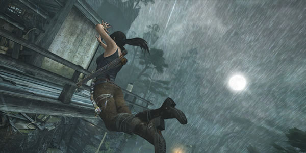 Tomb Raider benchmarks