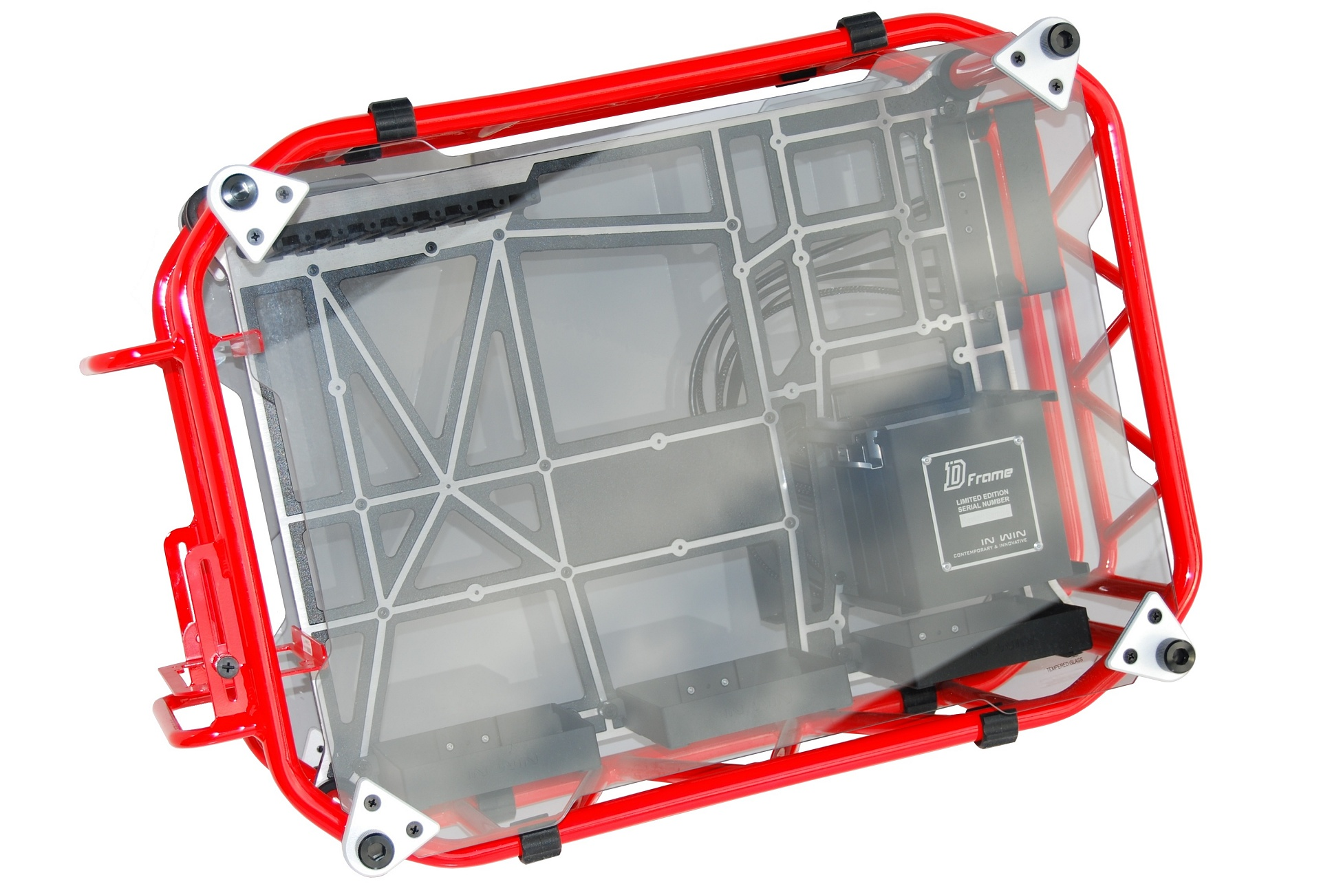 Deepcool Frame mATX Case [FRAME] : PC Case Gear