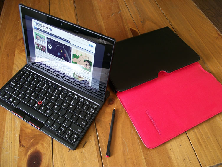 ThinkPad Tablet 2 Review