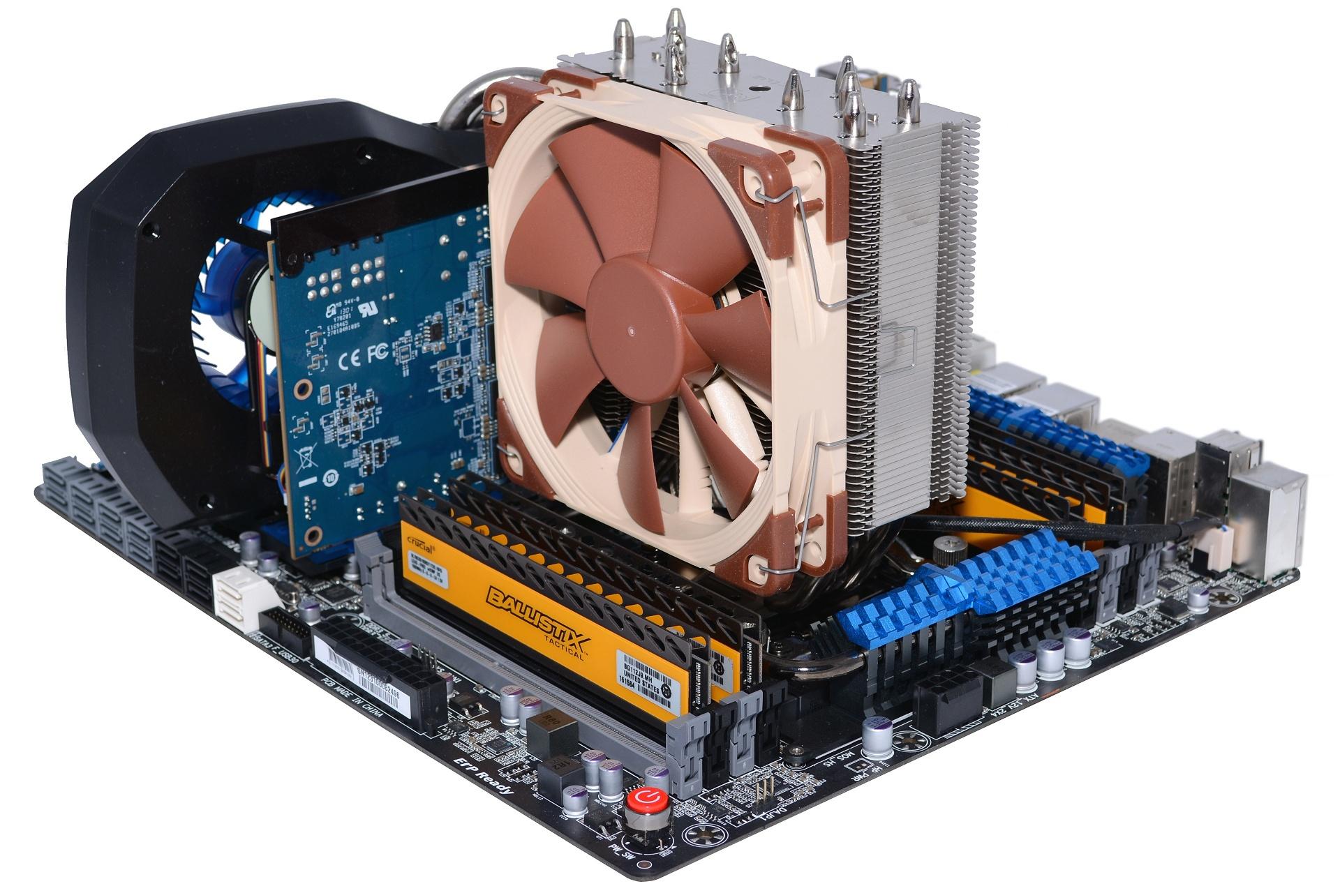The Best CPU Coolers: 10-Way Roundup - TechSpot