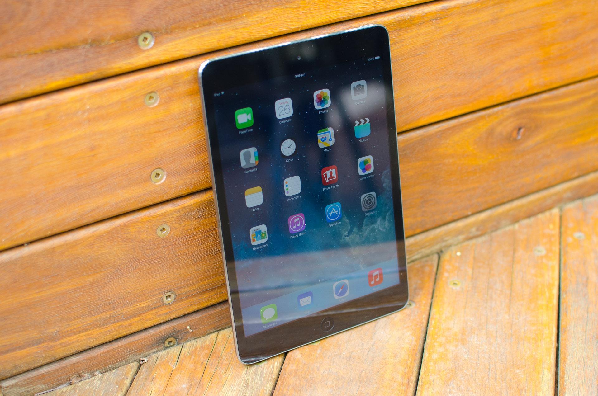 Apple iPad mini 2 Review Photo Gallery - TechSpot
