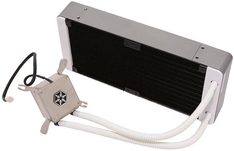 Closed Loop Fluid Cooler : Aftermarket cpu cooling closed loop water vs air
