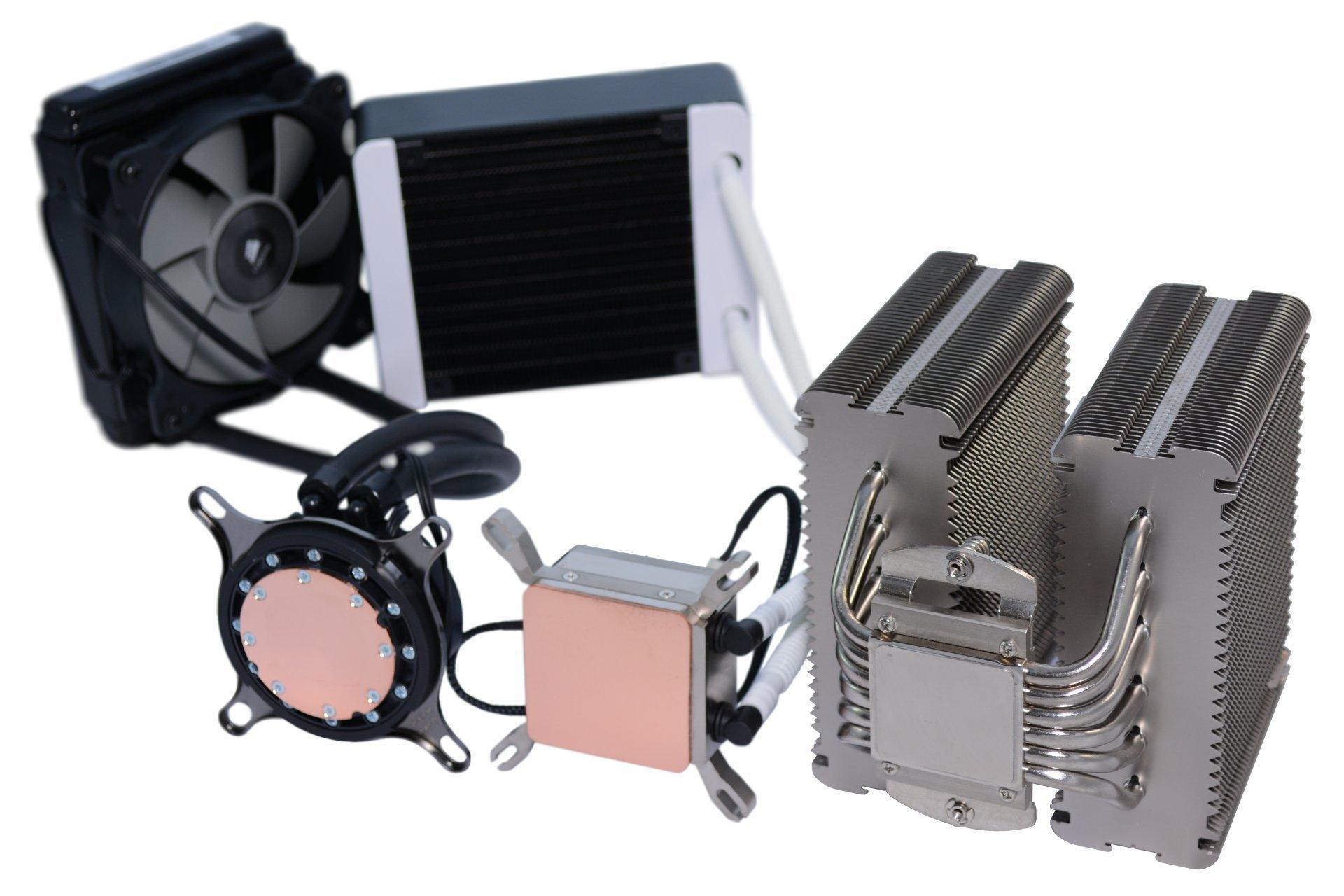 Air To Air Cooling : Aftermarket cpu cooling closed loop water vs air