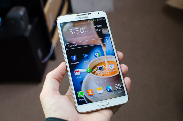 Samsung Galaxy Note 3 Review - TechSpot