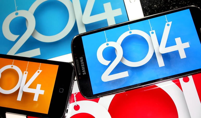 smartphone and tablet trends 2014