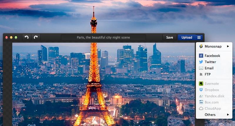 Screenshot Sharing Apps