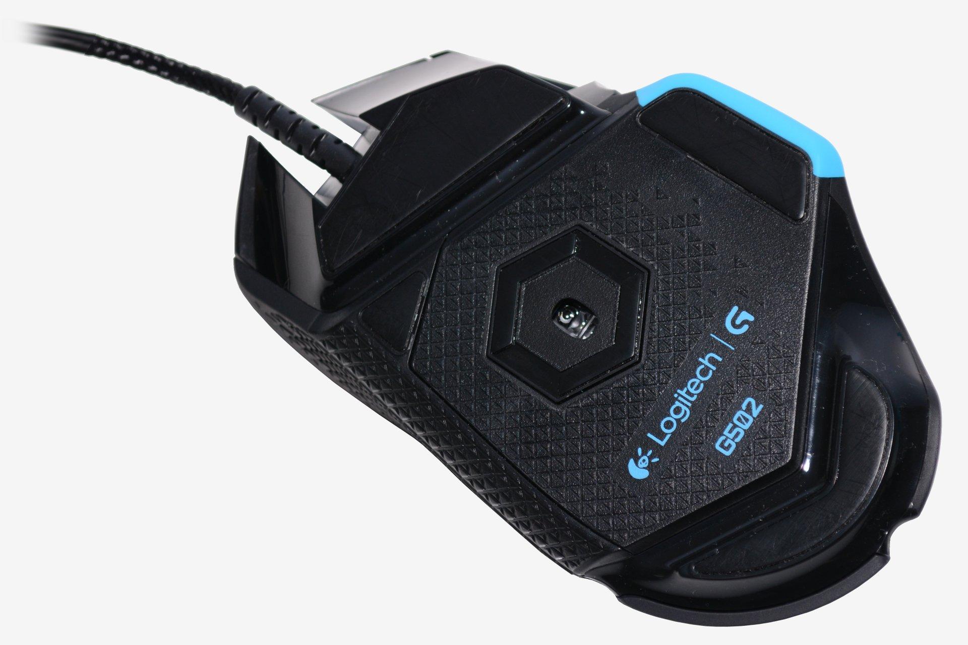 Logitech G502 Proteus Core Mouse Review