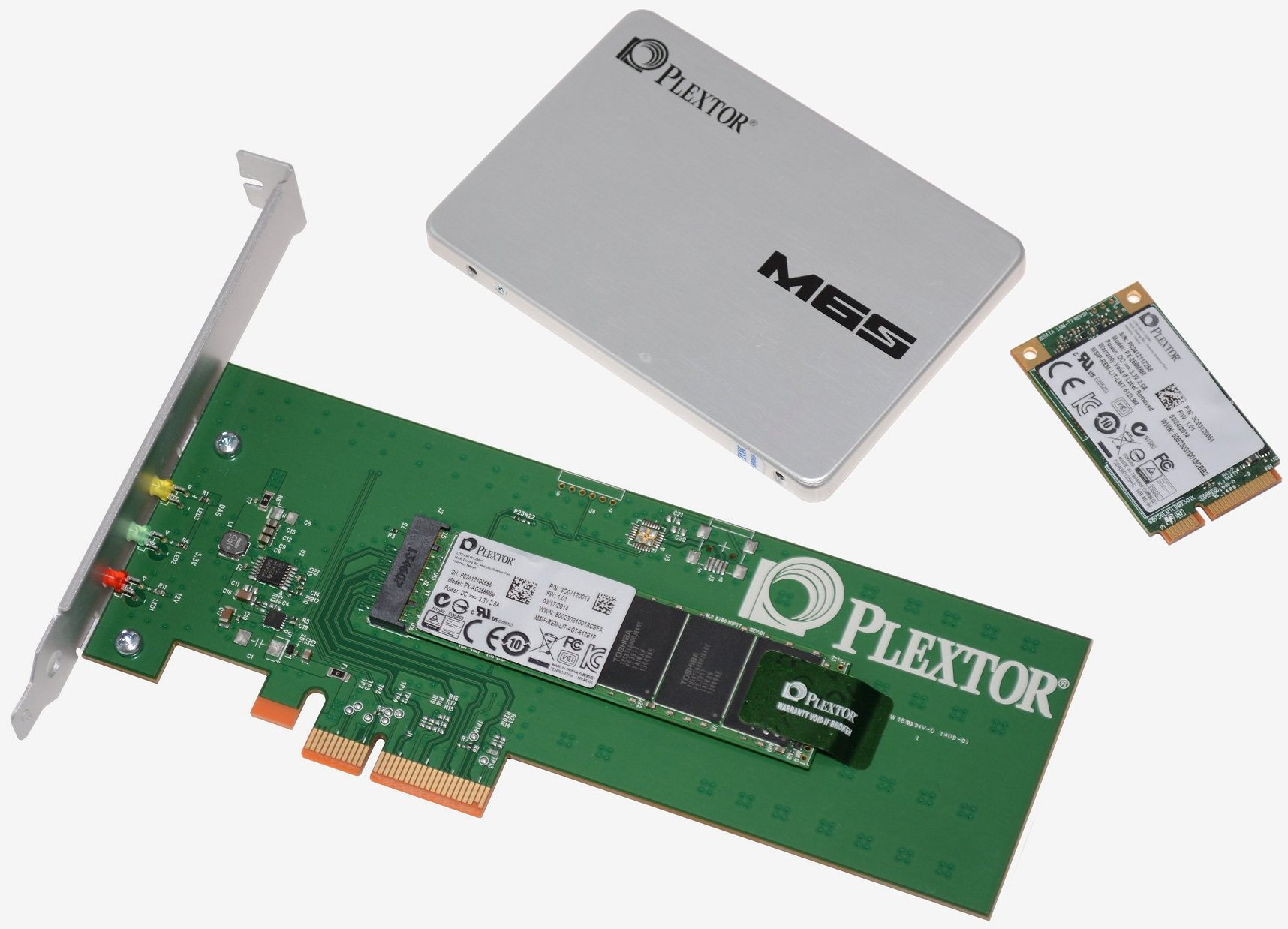 Plextor M6 SSD Series Review