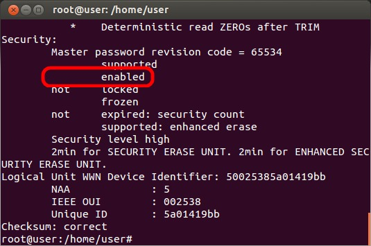 Self-Encrypting Drives: A Brief Introduction and Step by Step Guide
