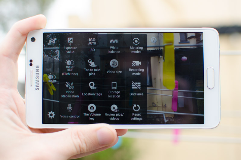 how to turn off developer mode on note 4