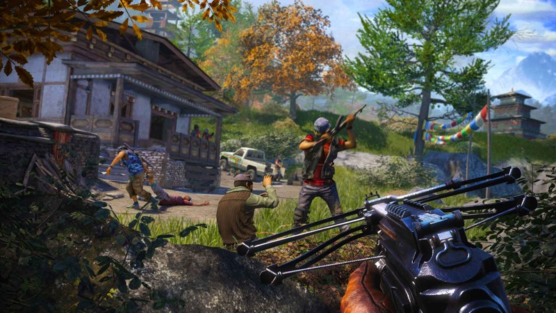 Far Cry 4 Benchmarked: Graphics & CPU Performance - TechSpot