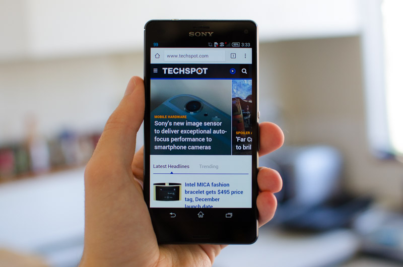 sony xperia z3 compact review smaller sony smartphone xperia z3 compact