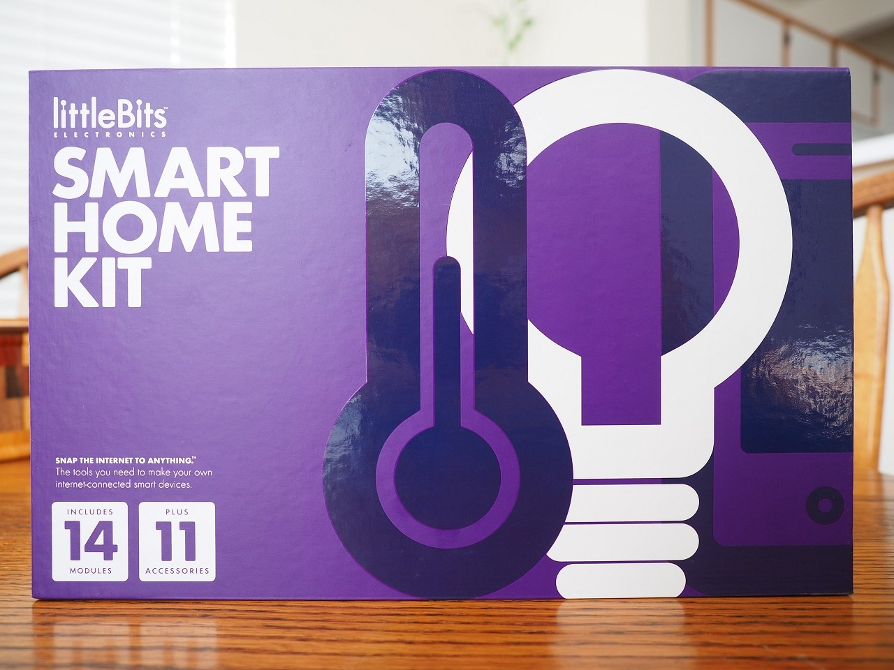 littlebits smart home kit review photo gallery techspot. Black Bedroom Furniture Sets. Home Design Ideas