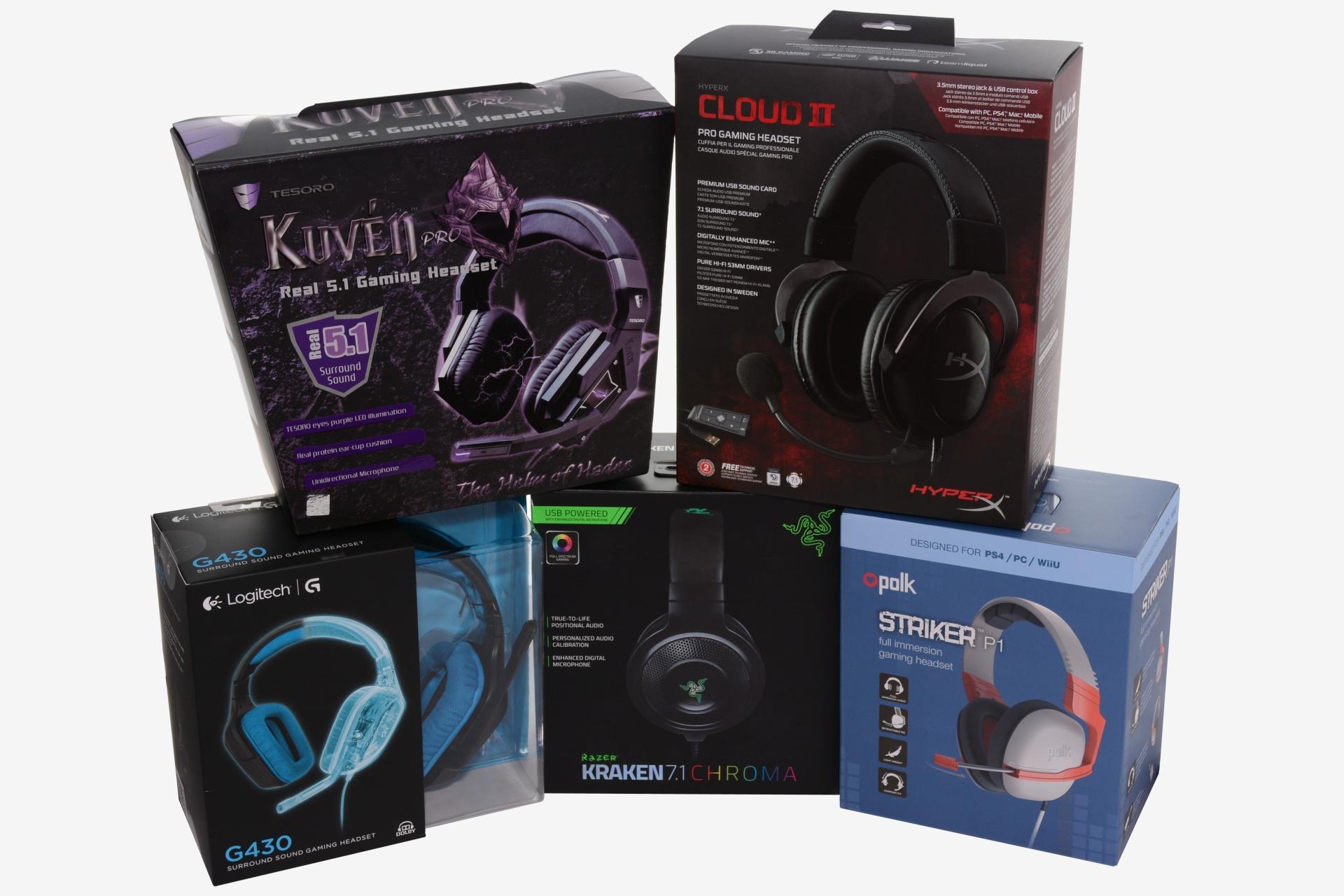 Sub-$100 Gaming Headset Roundup Photo Gallery - TechSpot