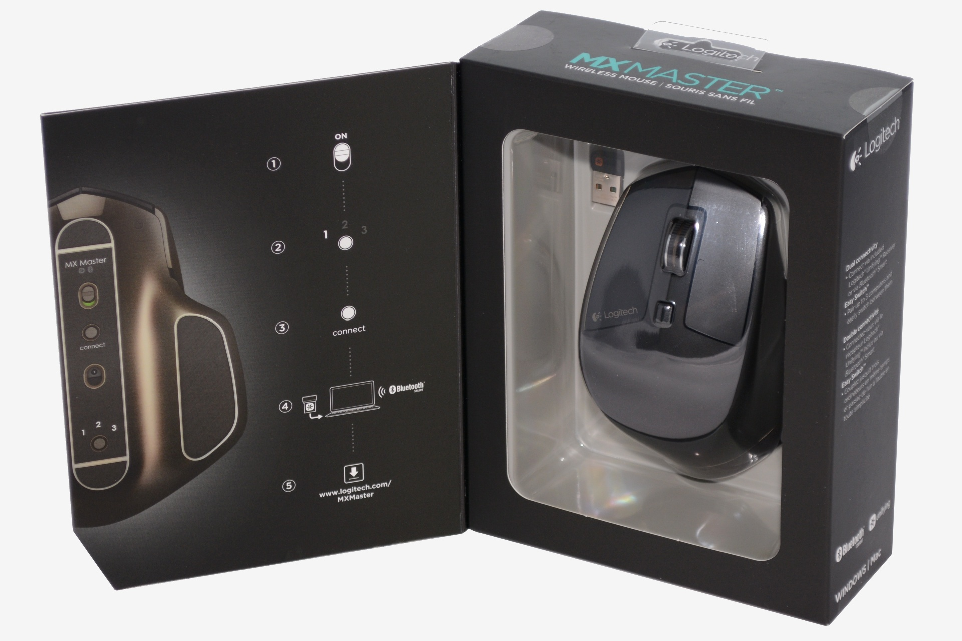 50876284770 Logitech MX Master Wireless Mouse Review - TechSpot