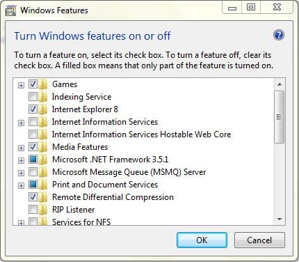 Χωρίς IE  τα Windows 7