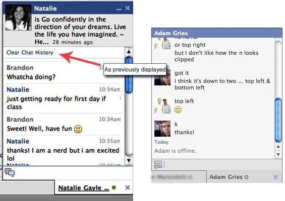 how to save facebook chat history zamboni