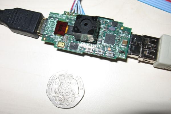 Raspberry Pi: El ordenador de $25