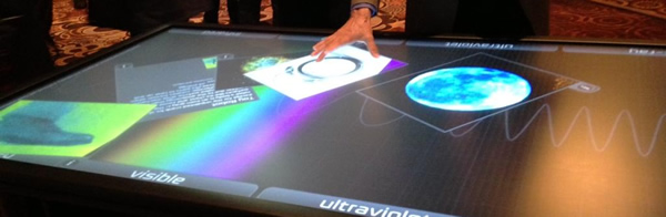 3m Unveils 84 Quot Multitouch Tabletop With Uhd Display 100