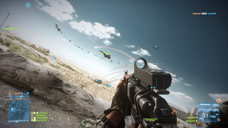 patch, battlefield, fps, ea, dice, shooter, battlefield 4, latest battlefield