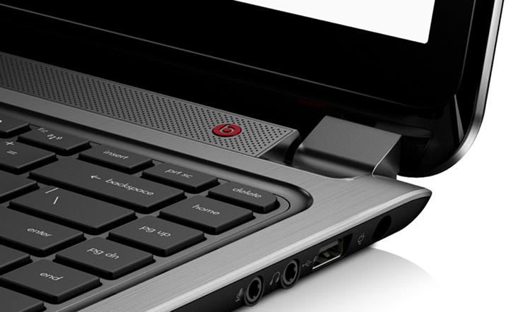 HP Envy TouchSmart 15 Review - Beats Audio Speakers - LAPTOP