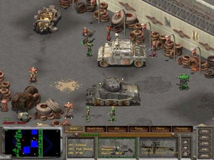 steam, bethesda, gog, fallout, fallout 2, fallout tactics