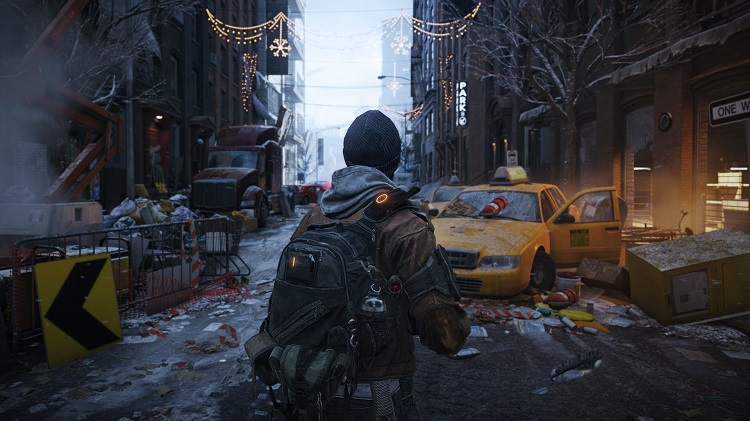 ubisoft, massive, tom clancy, the division