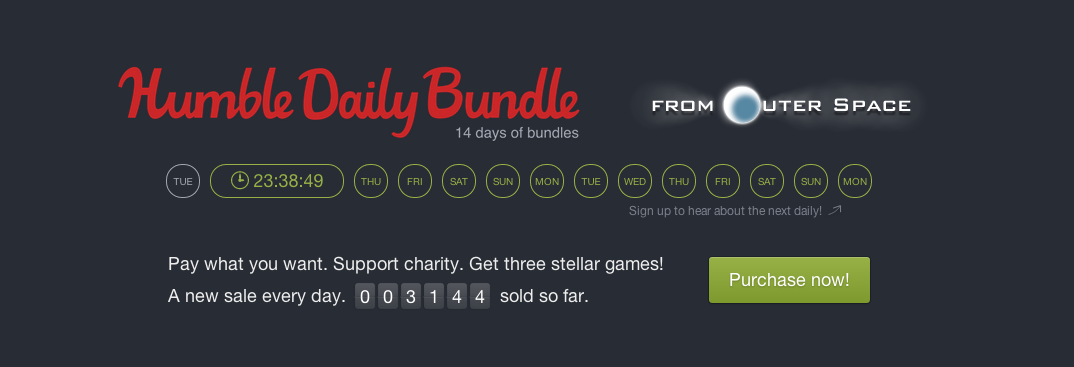 humble bundle, charity, deep silver, spring sale