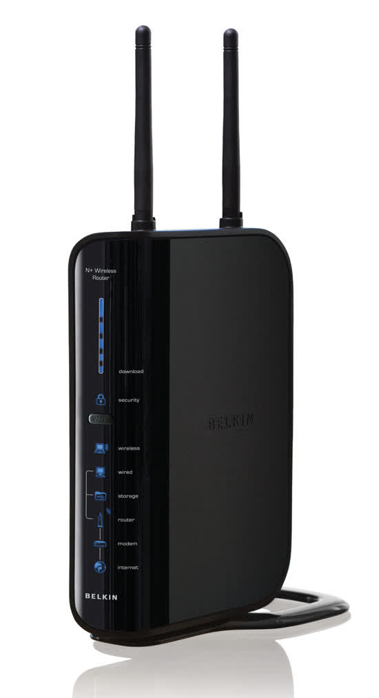 Belkin F5D8235-4 N+ Wireless Router Reviews And Ratings