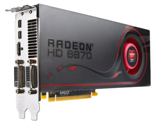 AMD ATI Radeon HD 6870 1GB GDDR5 PCIe Reviews and Ratings ...
