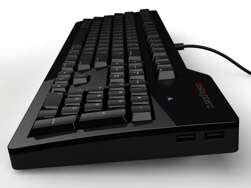 Das Keyboard 4 Professional Mechanical Keyboard Review