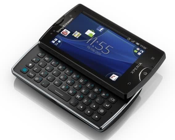 Sony Ericsson Xperia X10 Mini Pro Review | TechNave