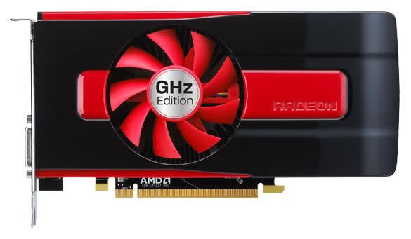 AMD ATI Radeon HD 7770 GHz Edition 1GB PCIe Reviews and ...