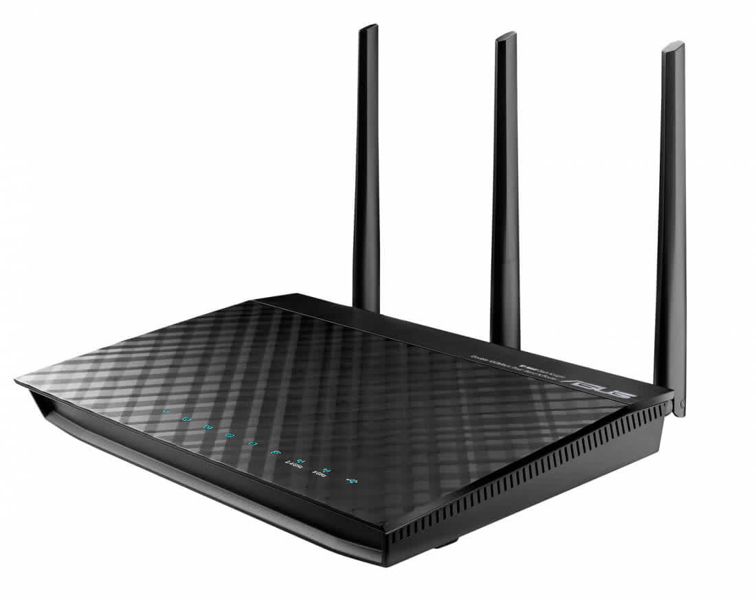Asus RT-N66U Dual-Band Wireless-N900 Gigabit Router Reviews and ...
