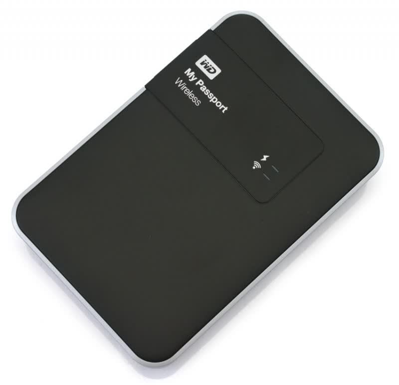 WD My Passport Wireless Storage Receives New Firmware