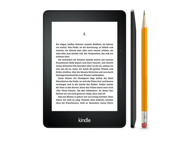 Kindle Voyage review: A luxurious reader | Trusted Reviews