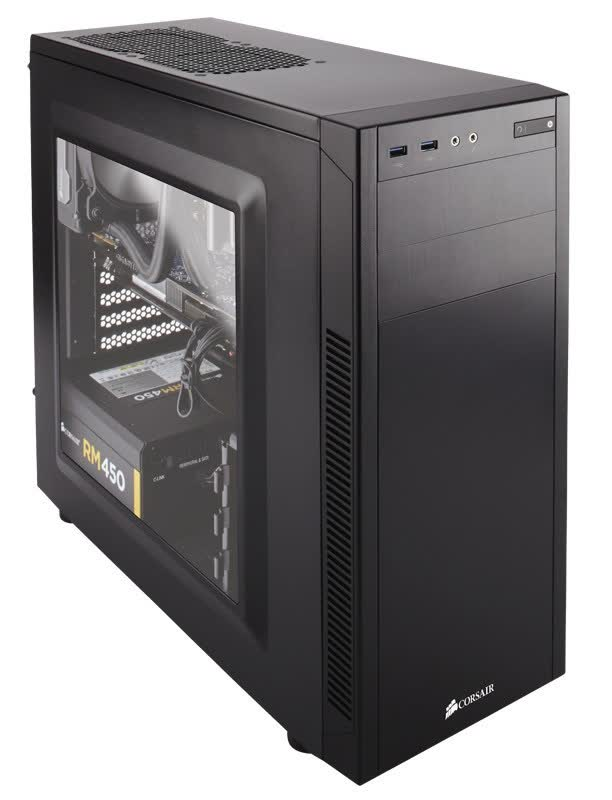 Corsair Carbide 100r Reviews And Ratings Techspot