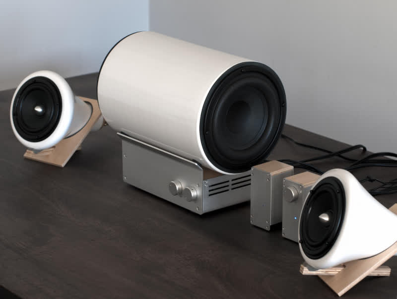 Joey Roth Ceramic Speakers Reviews and Ratings - TechSpot