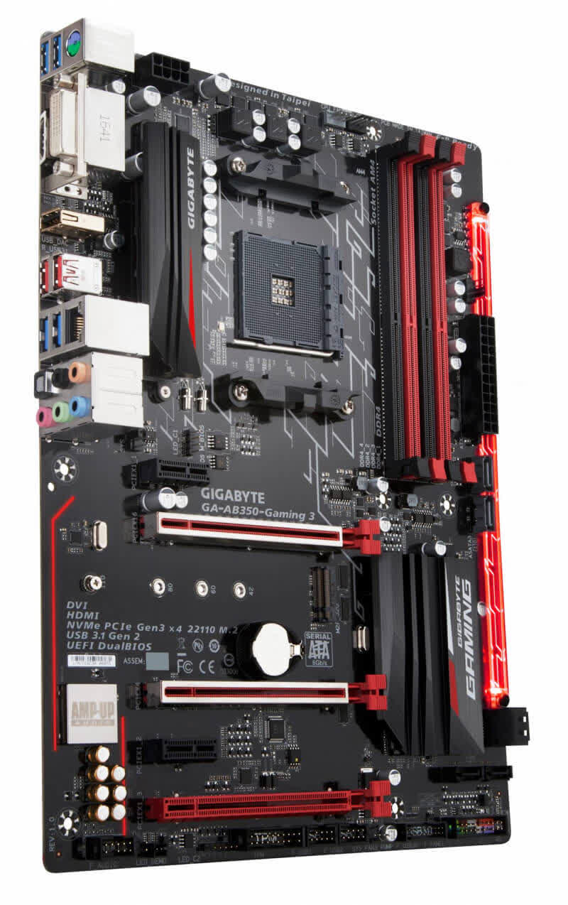 Gigabyte Ab350 Gaming 3 Reviews And Ratings