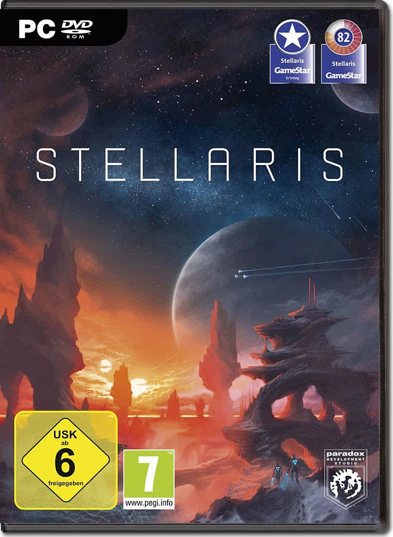 With Stellaris, Paradox is making a better Star Trek game