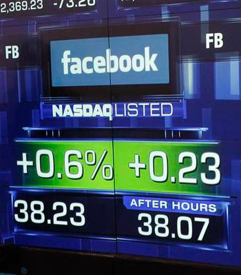 facebook, nasdaq, ipo, shares, facebook ipo, public offering, stock exchange