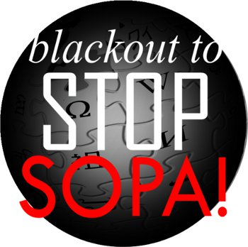 microsoft, roundup, sopa, pipa, stop online piracy act, blackout day, blackout