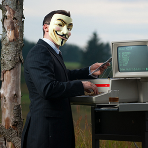 anonymous, hacking, security