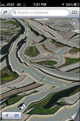 apple, google maps, police, maps, ios 6, apple maps
