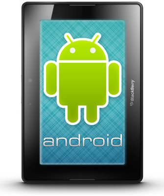 android, rim, blackberry, playbook, piracy, bb10, developers, google play, emulation